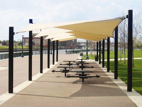 Shade Sails Shade Structures Sun Shades For Patios