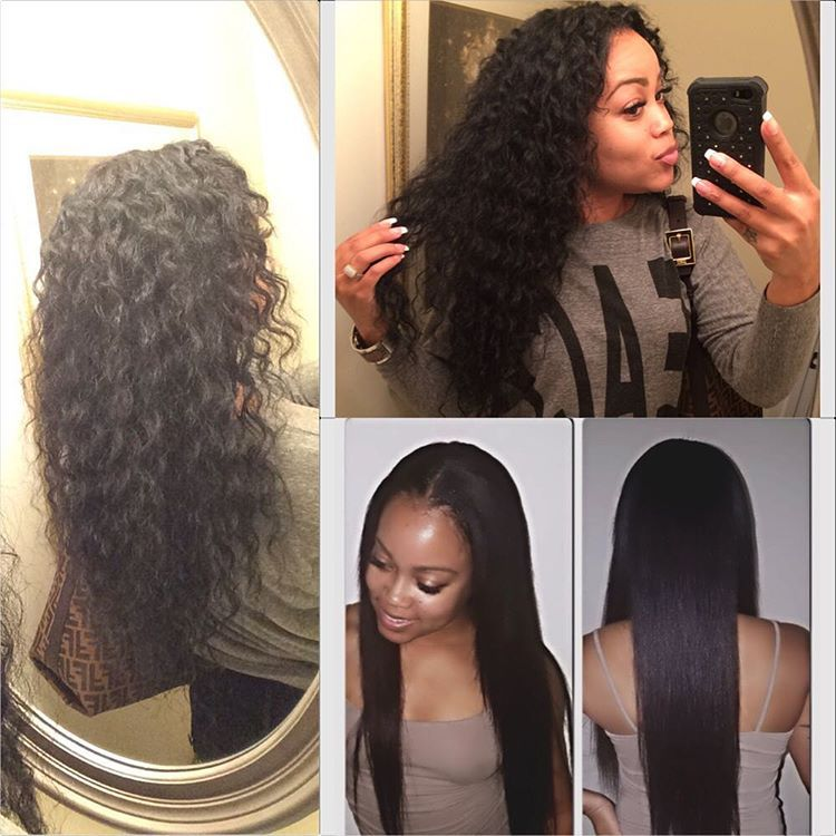 Can Your Weave Do This Tho Second Install With Color From Bone