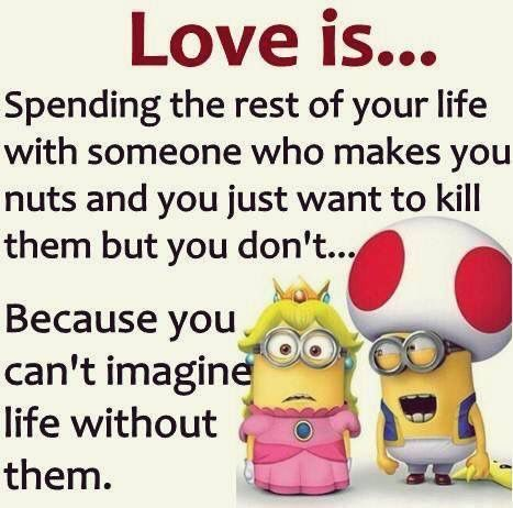 30 Wonderful And Funny Minion Quotes