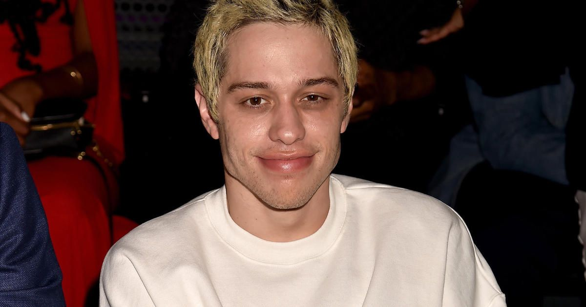 Police Check On Pete Davidson After Alarming Instagram Post Cbs