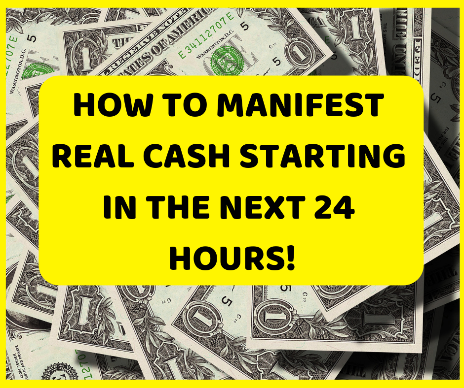 Manifest Cash Check Out My Review How To Get Money Manifestation Wealth