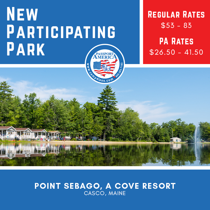Pin On Maine Campgrounds Affiliates