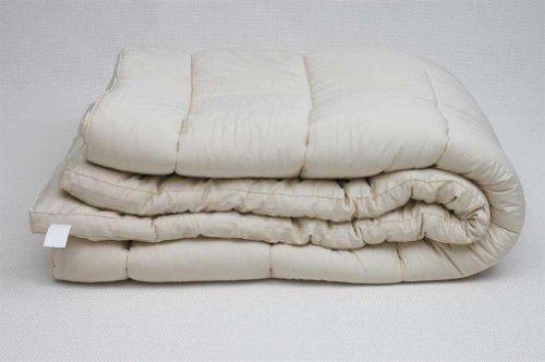 Sleep Amp Beyond 78 By 80 Inch Organic Merino Wool Mattress
