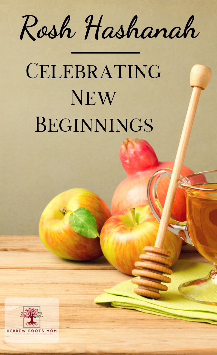 Rosh Hashanah: Celebrating New Beginnings #roshhashanah