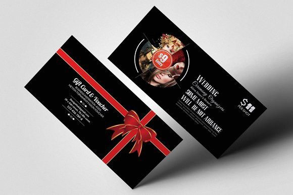 Multi Use Business Gift Voucher Gift voucher design, Multi and - discount voucher design