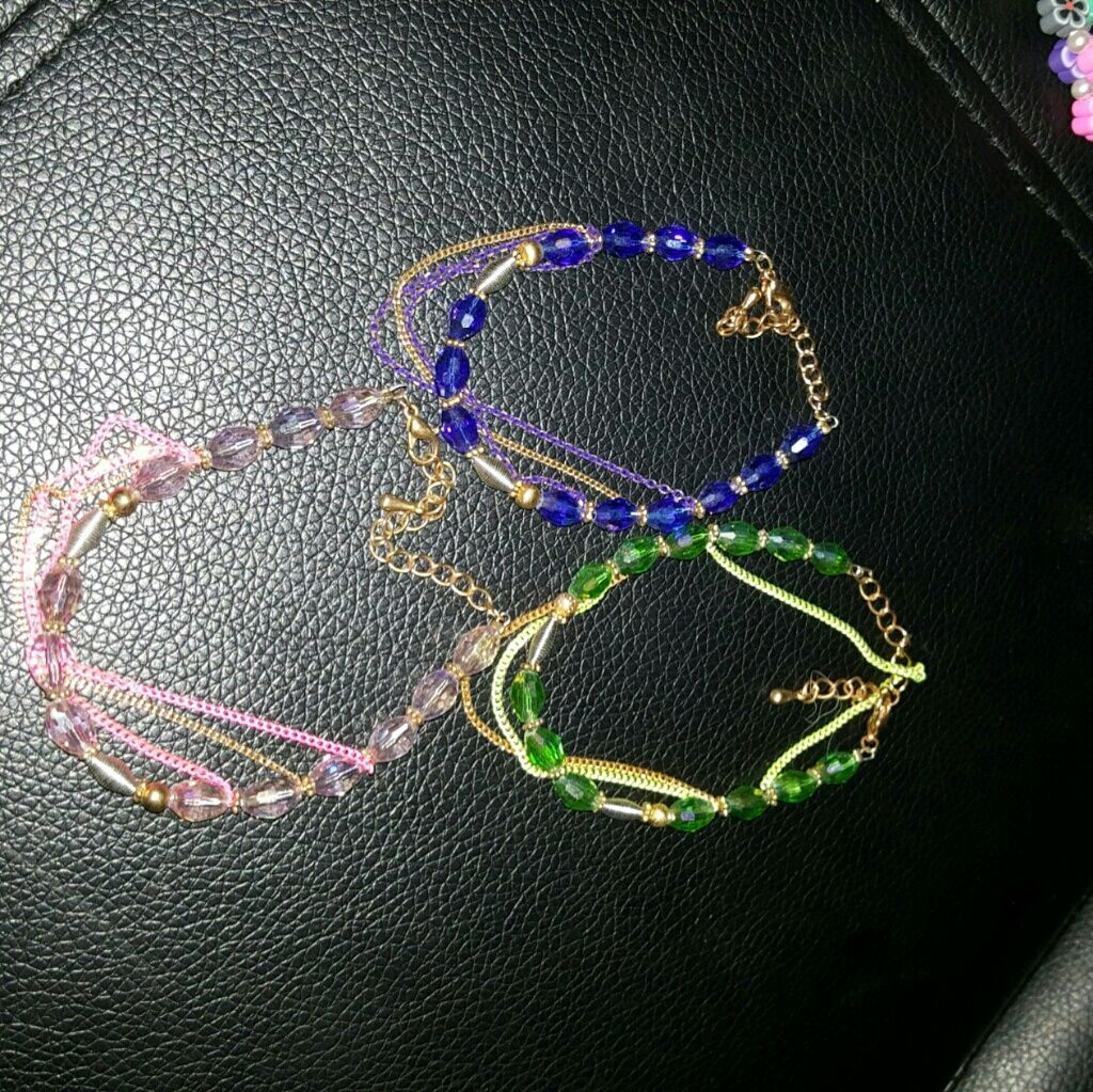 3 Bracelets Blue jewelry, Bracelets, Alex and ani charm
