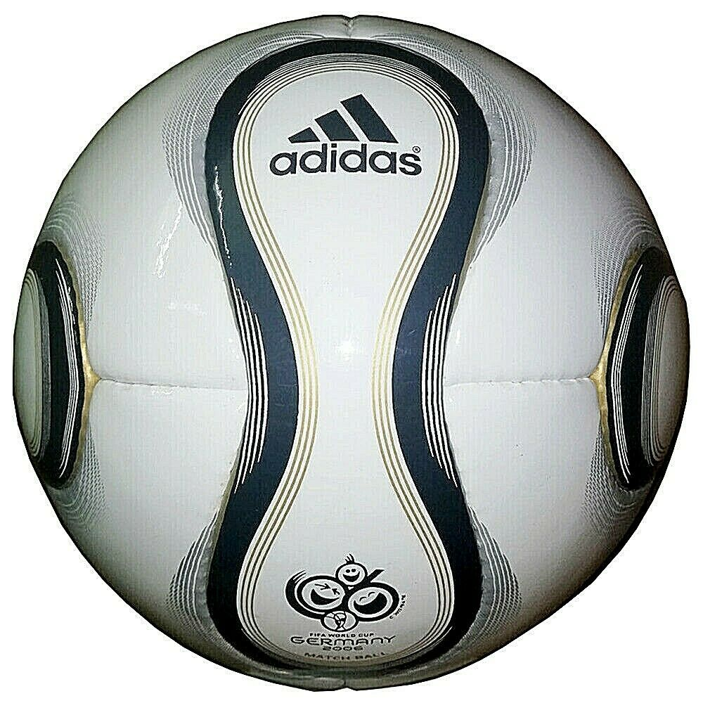 Adidas Teamgeist Official Match Ball World Cup Ball 2006 Germany No 5 Sialkot Mdm In 2020 World Cup Soccer Soccer Cleats Nike