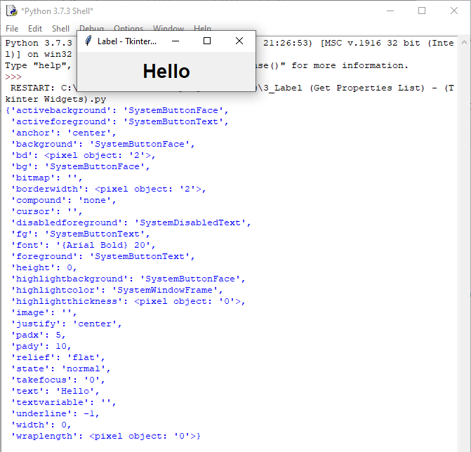 Python Tutorial: Python GUI Programming (Tkinter) - CtechF