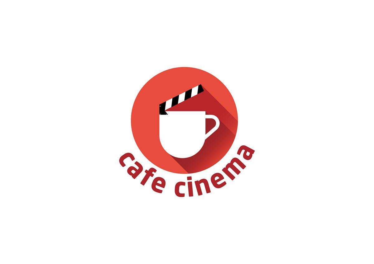 Logo Design For A Film Portal Cafe Cinema A Pinterest Cinema