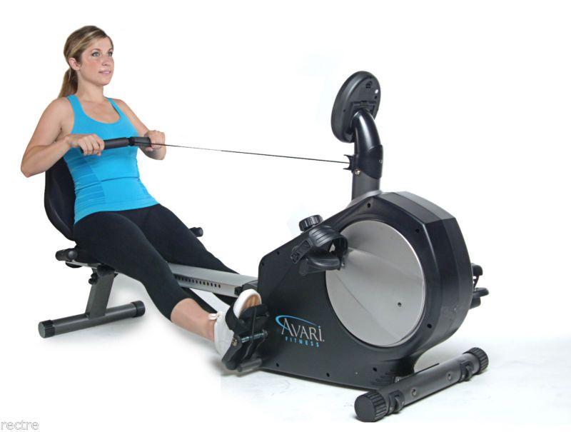 Stamina Avari Conversion Ii Rower Recumbent Exercise Bike Rowing Machine New 854423003021 Ebay Recumbent Bike Workout Biking Workout Bike Reviews