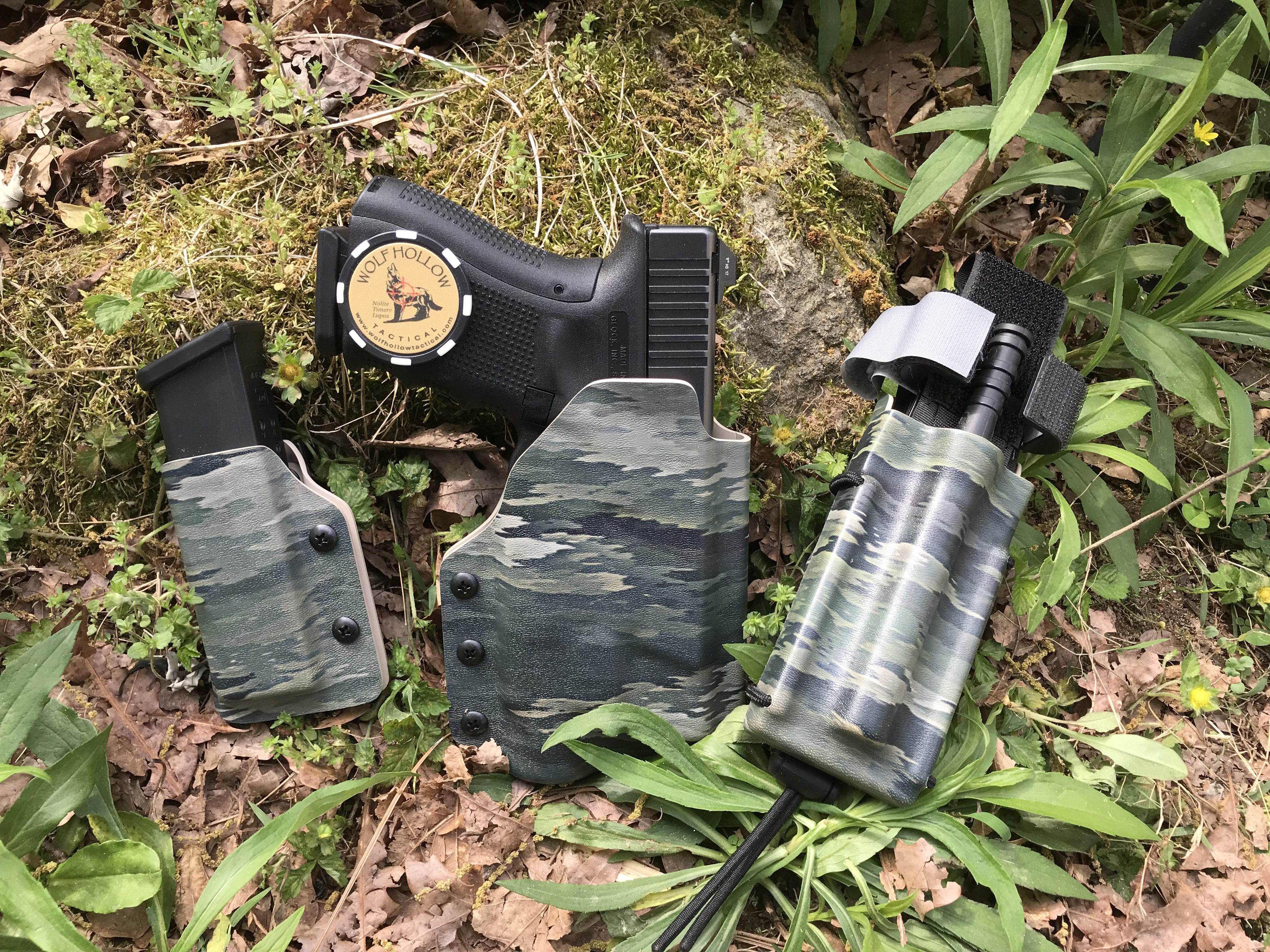 A little atacscamo IX Camo in the wild!! glockinc 19