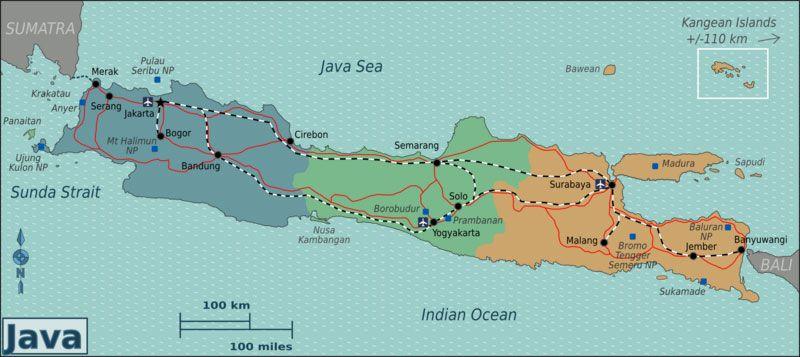 Map of java island indonesia i need a break from work what about map of java island indonesia i need a break from work what about you gumiabroncs Choice Image