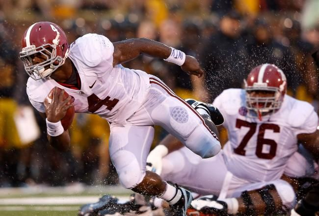 Alabama Crimson Tide Vs Tennessee Volunteers Betting