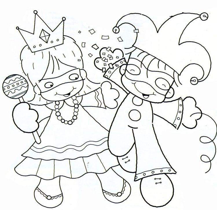 50 Faschingsbilder Zum Ausmalen Fur Kinder Kostenlos Ausdrucken Mandala Geburtstag Erw Kostenlose Ausmalbilder Fasching Im Kindergarten Ausmalen Fur Kinder
