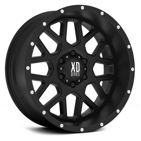 Kmc Xd Series Xd820 16 Inch Rims Satin Black Wheels Id 23094 Black Rims Truck Black Wheels Jeep Wheels