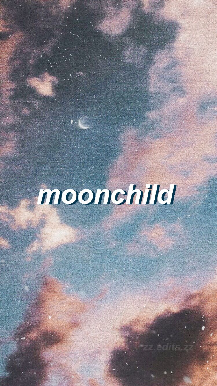 Rm Bts Moonchild Phone Background Quotes Deep Moon Quotes Aesthetic Pictures