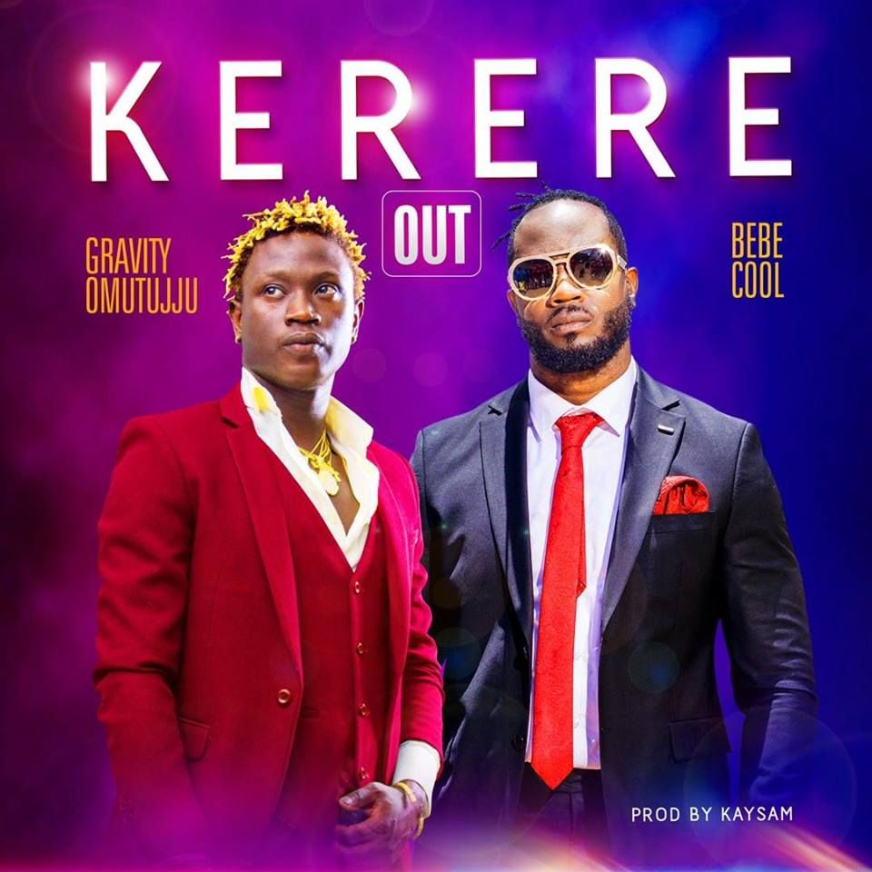 Kerere Bebe Cool Ft Gravity Omutujju Free Mp3 Download Bebe Cool Stuff Good Music