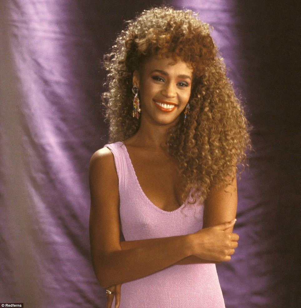 The rise and fall of a superstar tragic tale of the us singing rip whitney nvjuhfo Choice Image