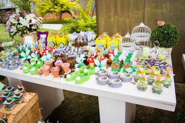 garden party ideas. Fairy Garden Birthday Party Via Kara\u0027s Ideas KarasPartyIdeas.com -