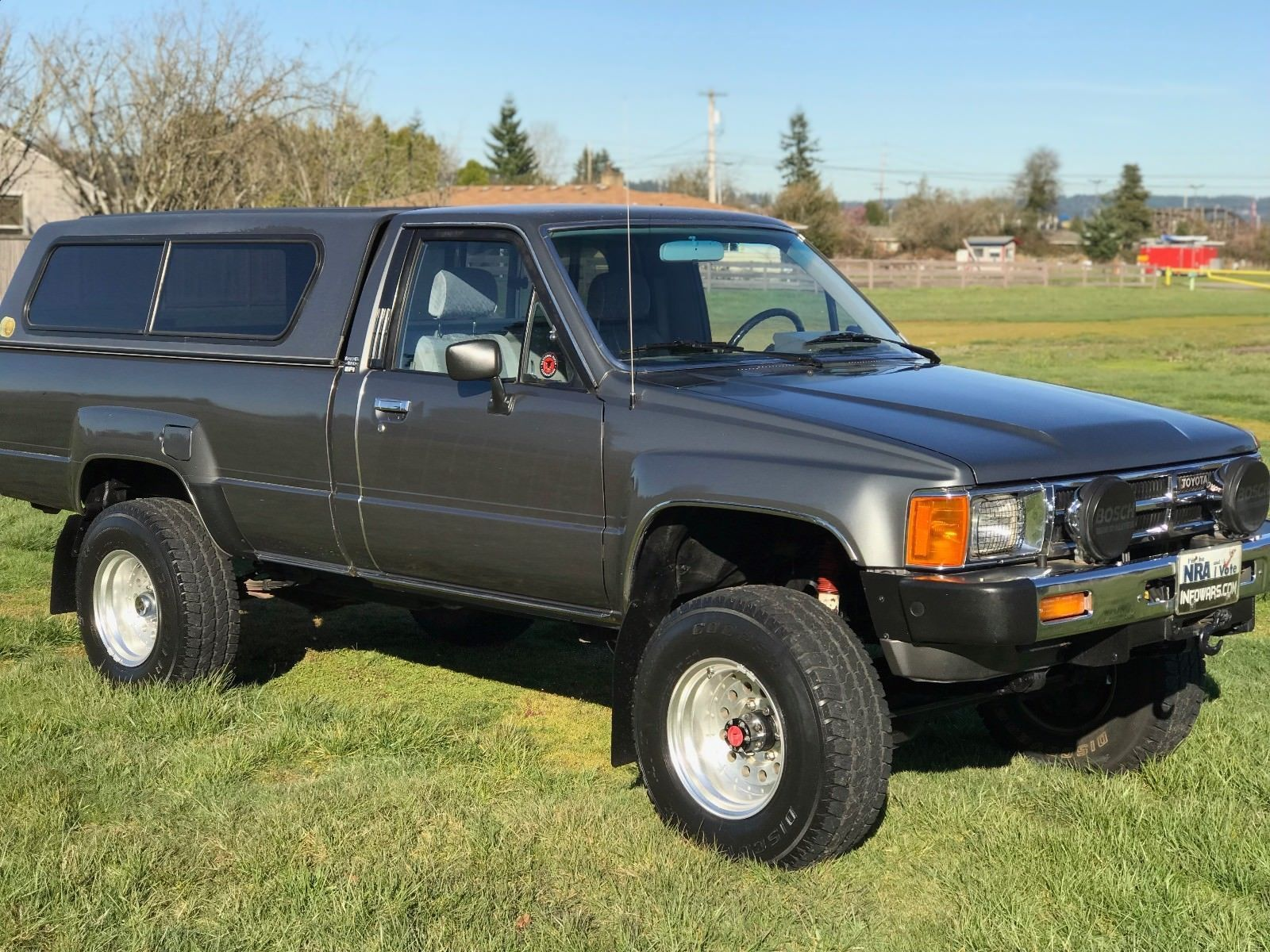 1985 toyota pickup transmission