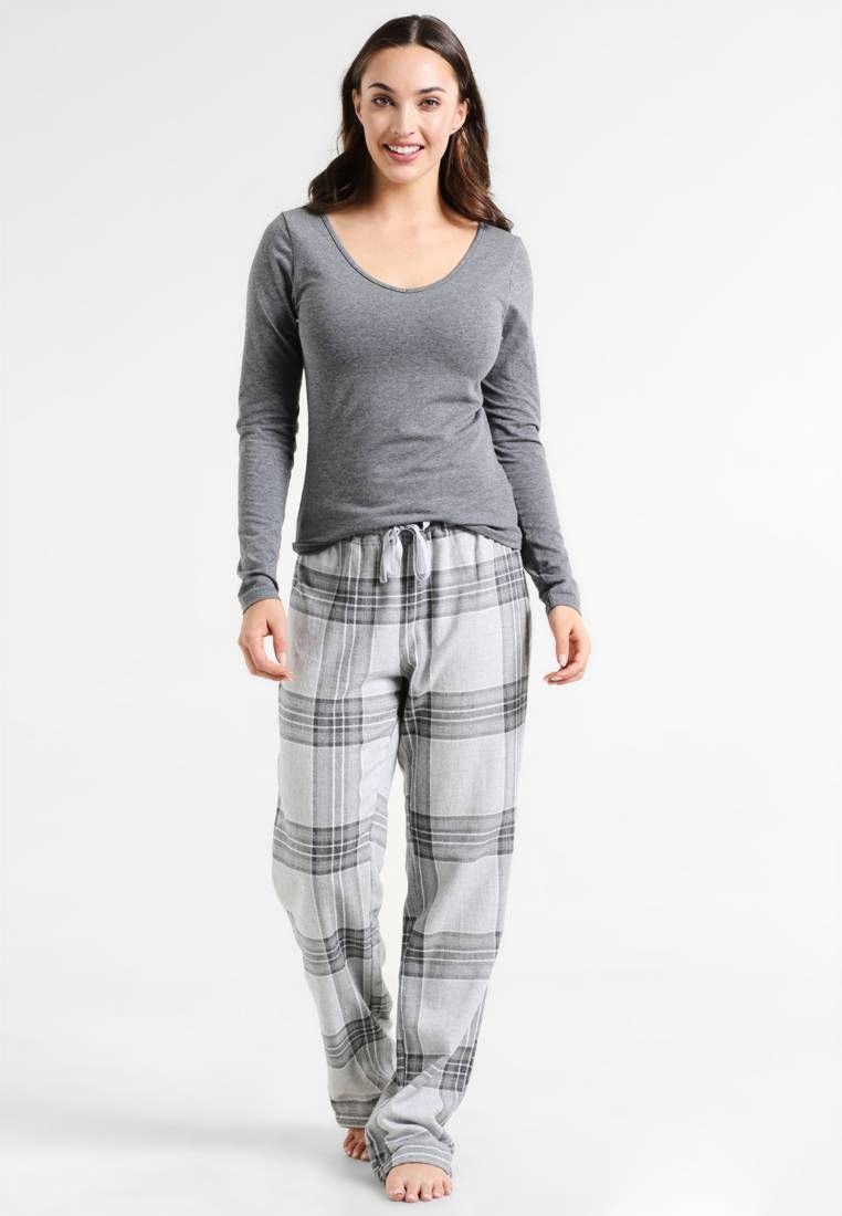 more photos e3312 27cc7 SET - Pyjama set - grey @ Zalando.co.uk 🛒 | Zalando ...