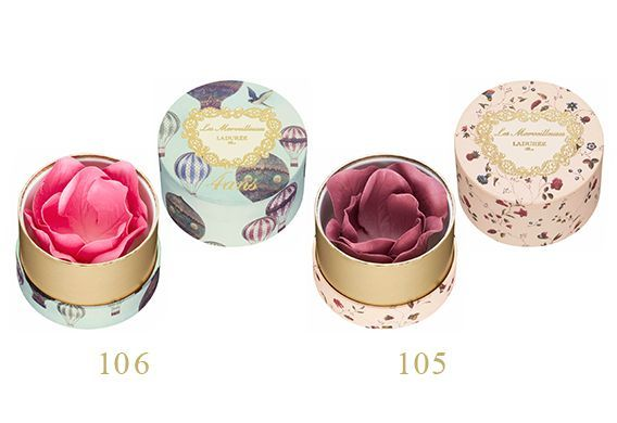 Laduree Face Color Rose Mini 106 Free Shipping Types Of Nail Polish Bubble Bars Minerals Makeup