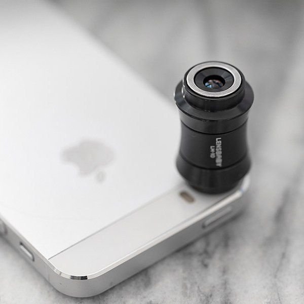 Sweet Spot Smartphone Lens By Lensbaby In Super Cool