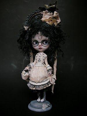 *veruka vampire* ooak doll INTERMUNDIS, le blog officiel de Julien Martinez: 18 févr. 2010