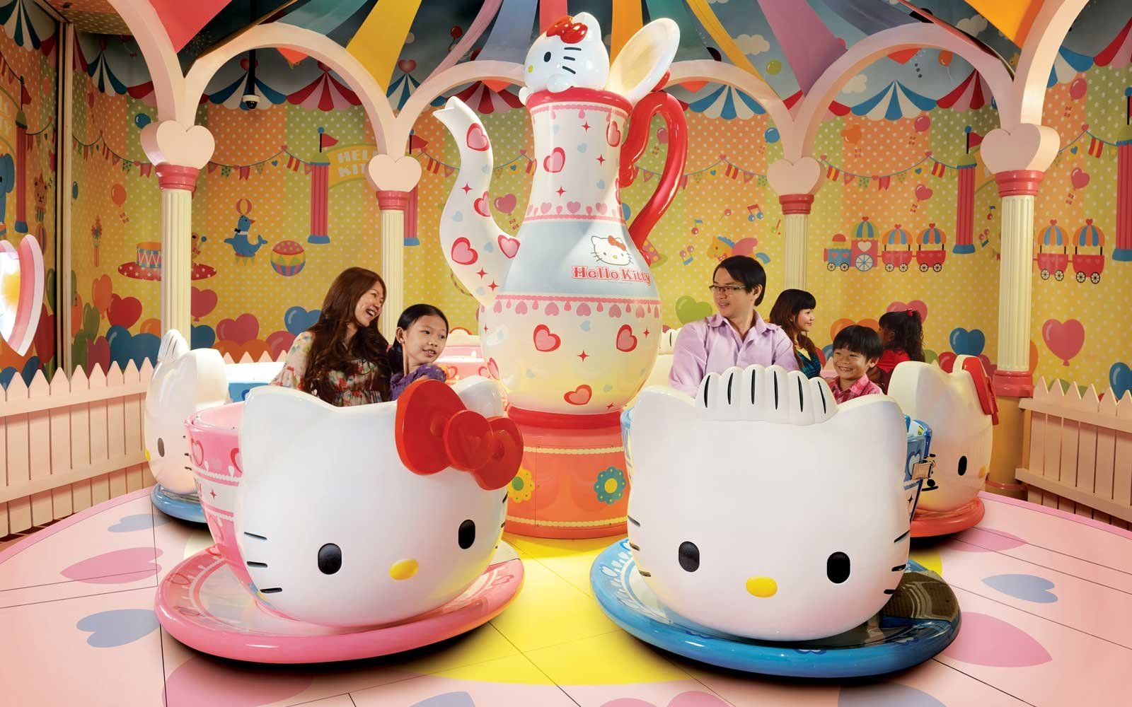 11 places that every hello kitty fan needs to visit