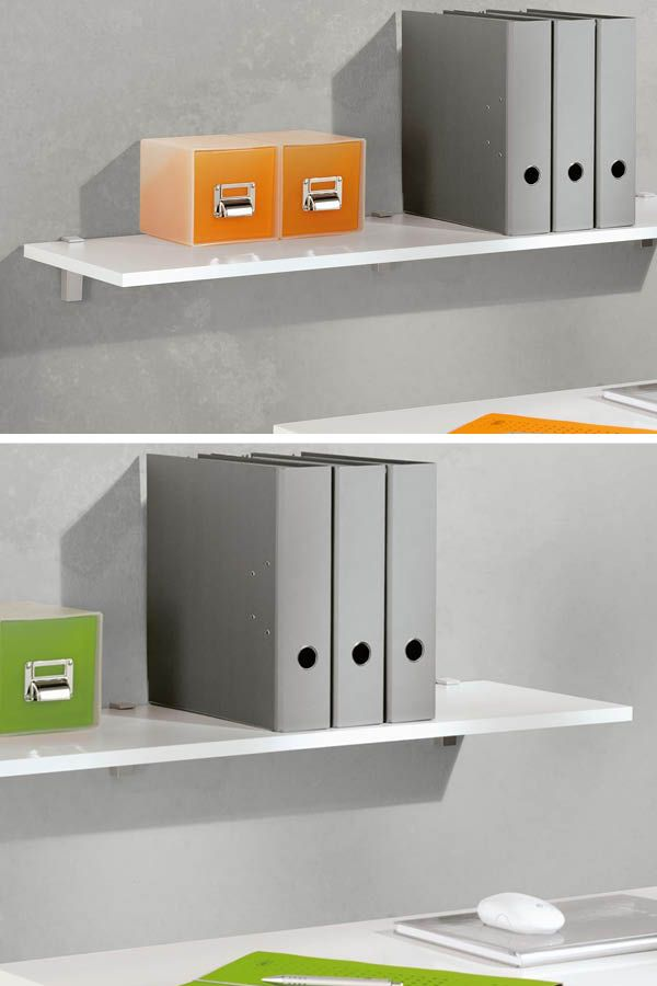 wandregale f r akten ordner b roregal wandregal. Black Bedroom Furniture Sets. Home Design Ideas
