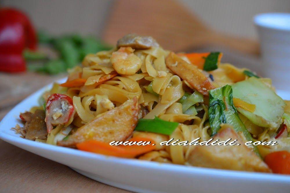 Kwetiau Kekian Goreng Resep Masakan Resep Masakan Indonesia Resep