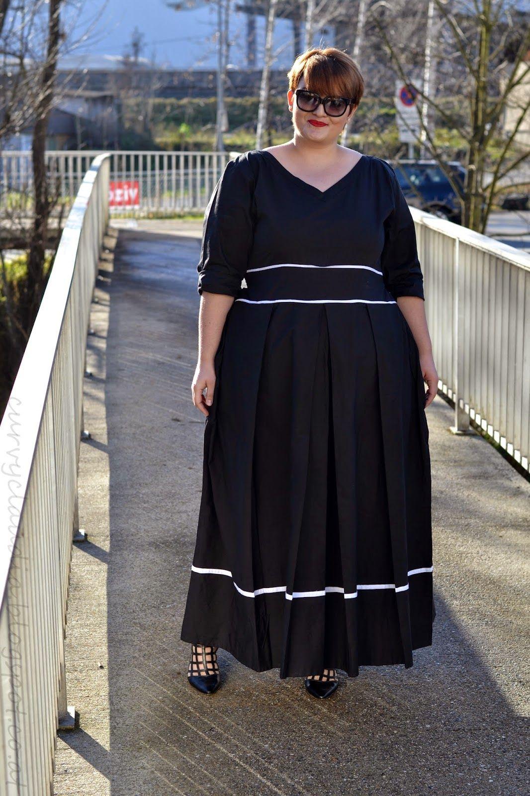 Curvy Claudia: Raues: The Leena Dress