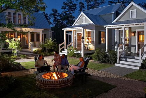 Admirable 1000 Images About Pocket Neighborhoods Co Housing Communities On Largest Home Design Picture Inspirations Pitcheantrous