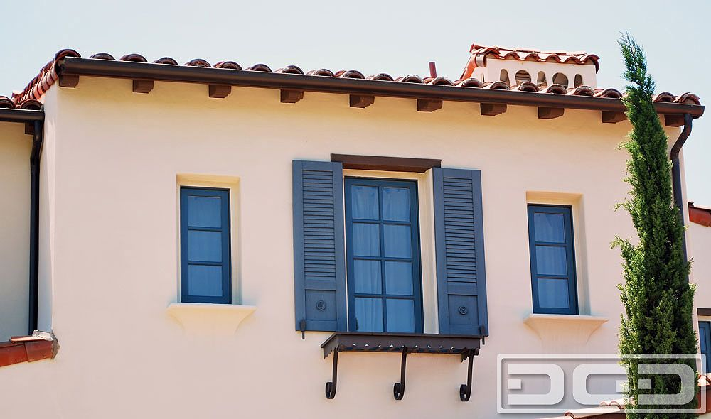 Dynamic Garage Door | Decorative Designer Exterior Shutters : Architectual  Shutters