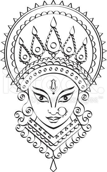 Goddess Durga Kali Bags In 2019 Durga Goddess Durga