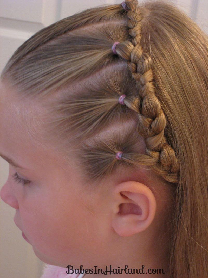Braided headband cute hair pinterest braided headbands