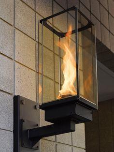 Copper Gas Porch Light Modern Google Search
