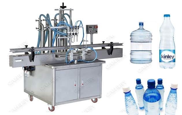 Mineral Water Bottling Machine Fruit Juice Filling Machine Price In 2020 Water Bottling Machine Mineral Water Fruit Juice
