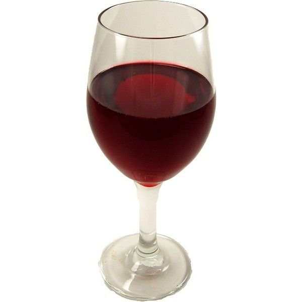 Red Wine Large Glass FAKE DRINK Decorcentral.com Flora-cal Products (€16) ❤ liked on Polyvore featuring home, kitchen & dining, food, fillers, drinks, food and drink and items