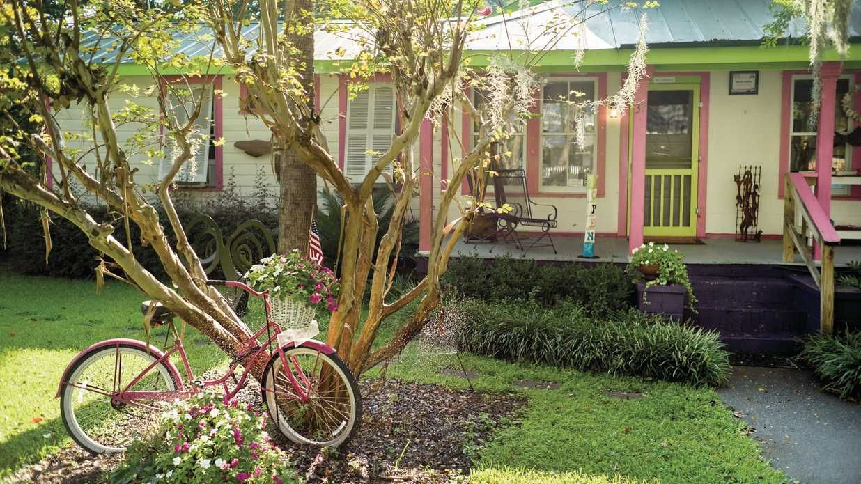Hilton Head Lowcountry Backyard - BACKYARD HOME