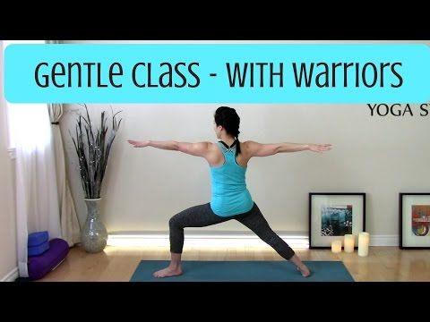 youtube  warrior pose warrior yoga yoga videos