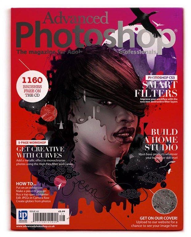 40 Magnificent Magazine Covers Design Magazine Design Inspiration Magazine Web Design Photoshop Magazine