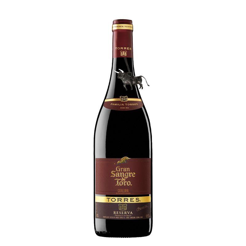 Gran Sangre De Toro Reserva Catalunya Espana Vino Tinto 750ml