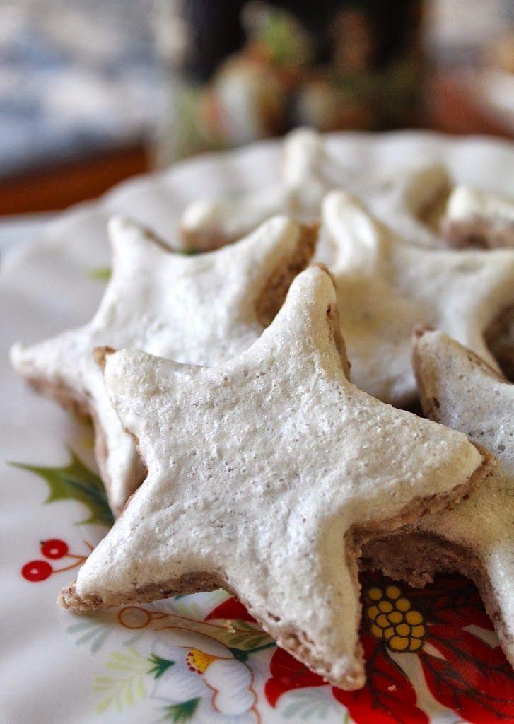 Zimtsterne German Cinnamon Stars Only 4 Ingredients And Gluten