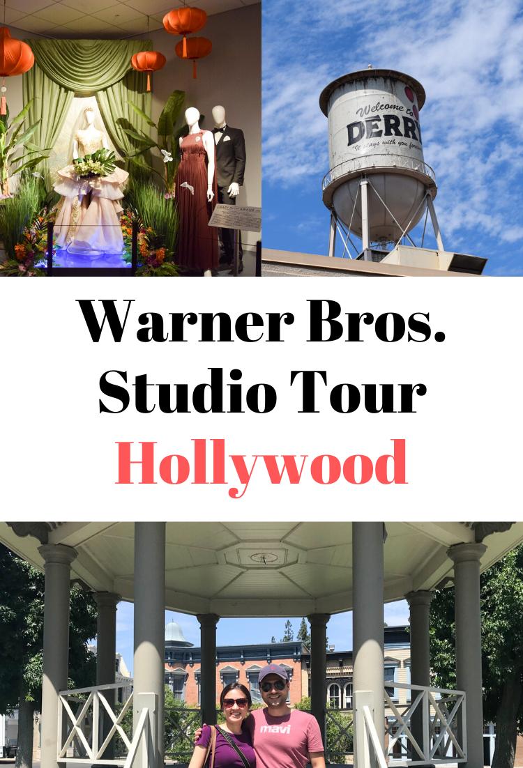 The Warner Bros Studio Tour In Los Angeles Warner Bros Studio Tour Hollywood Warner Brothers Studio Tour Warner Bros Studio Tour