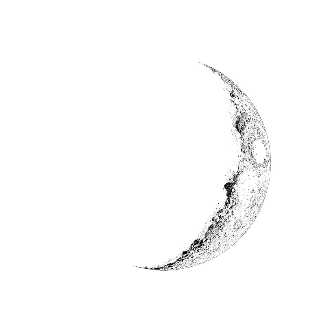 crescent moon drawing - Google Search | tattoos | Tattoos ...