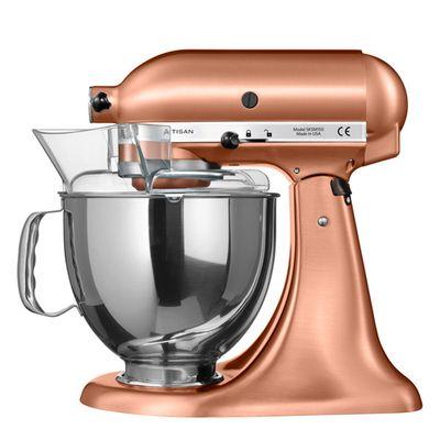 Kitchenaid Küchenmaschine Kupfer 5KSM150PSECP Produkte - kitchenaid küchenmaschine artisan rot