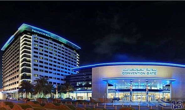 مركز دبي التجاري أكبر سوق للتخفيضات في تدف ق الآلاف من المتسو قين إلى معرض التصفيات الكبرى مع انطلاق فعالياته الخميس في قاعا Dubai World Dubai World Trade