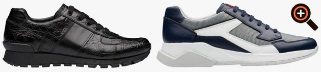 3056c89872468 Prada Schuhe Herren im Business Stil   Designer Sport Sneaker – Online Sale