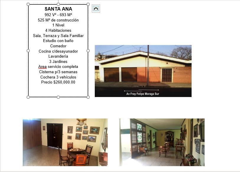 Vendo Casa Ideal Para Comercio Ubicada Cerca De Super Selectos Colon Santa Ana Santa Ana Casa Ideal Terraza